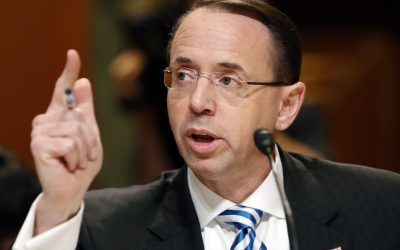 Changes forthcoming for DOJ on marijuana, deputy AG Rosenstein hints